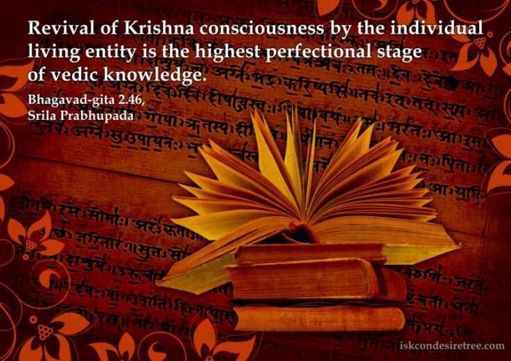 Bhagavad Gita Class