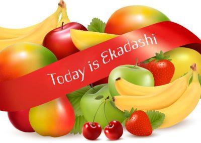 Nov 13 Utpanna Ekadashi